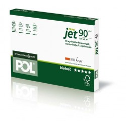 Papier do drukarki POLJET - 90g (ryza 250 kartek)