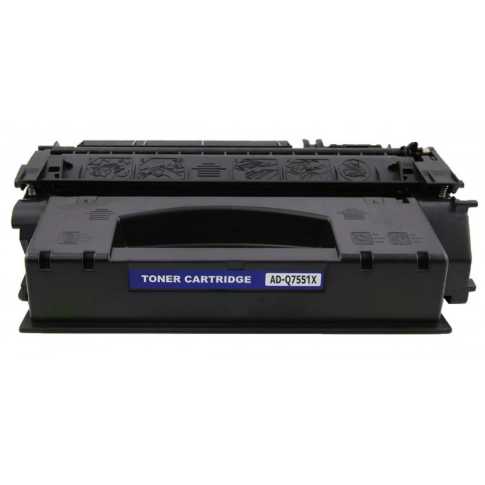 Toner do HP Q7551x