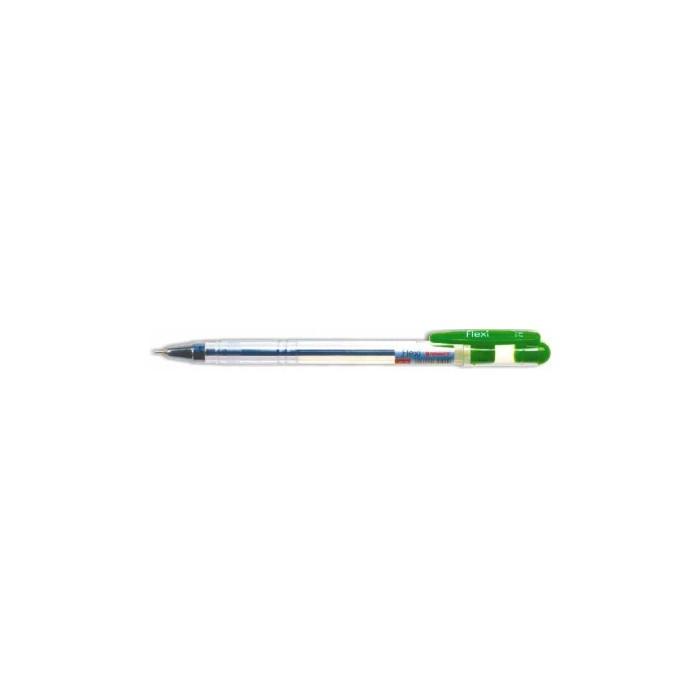 Długopis FLEXI 0.7 - zielony