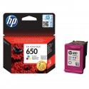 Tusz HP 650 - kolor - oryginalny