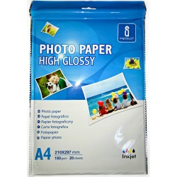 Papier Fotograficzny A4