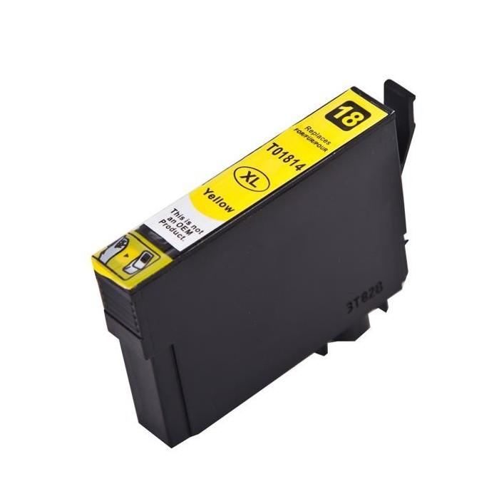 Tusz Epson T1814 - żółty