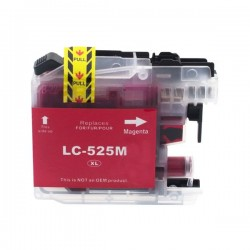 Tusz Brother LC 525 magenta