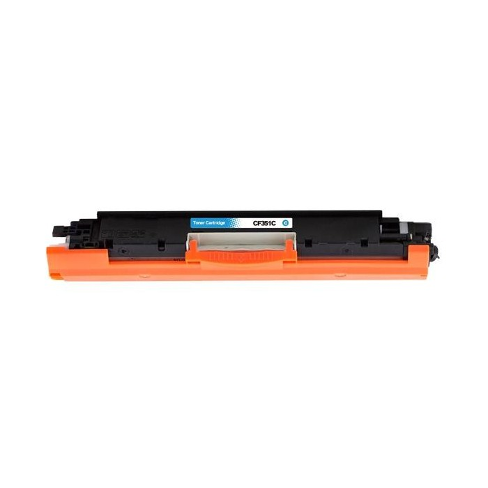 Toner do HP CF351a - niebieski