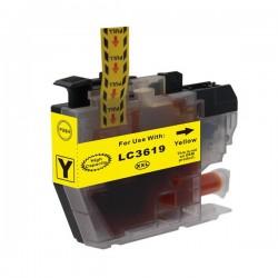 Tusz do Brother LC 3619 XL - żółty
