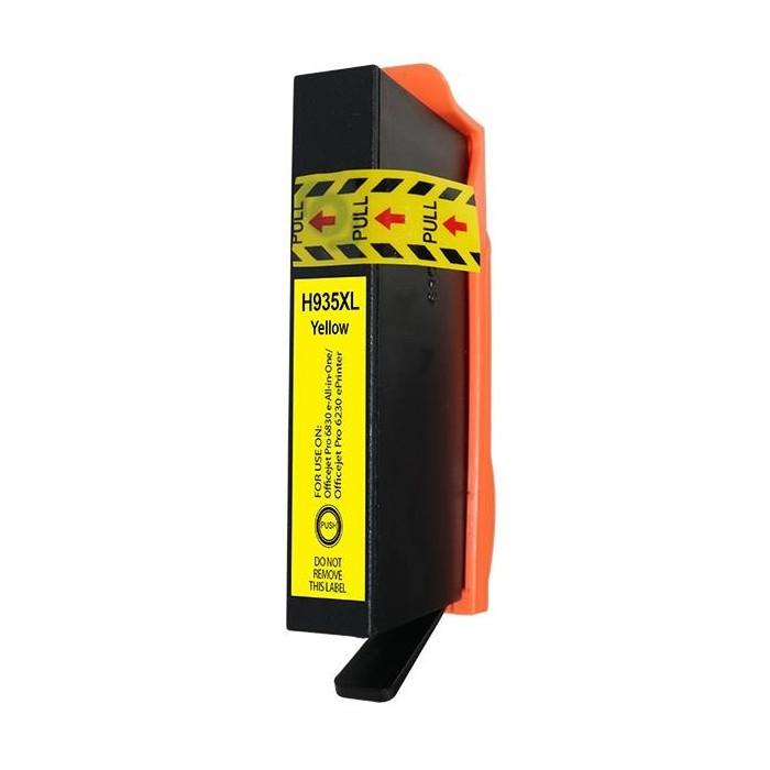 Tusz HP 935 XL - żółty