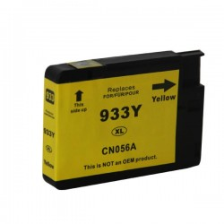 Tusz HP 933 yellow