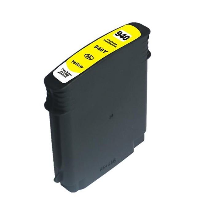 Tusz HP 940 yellow