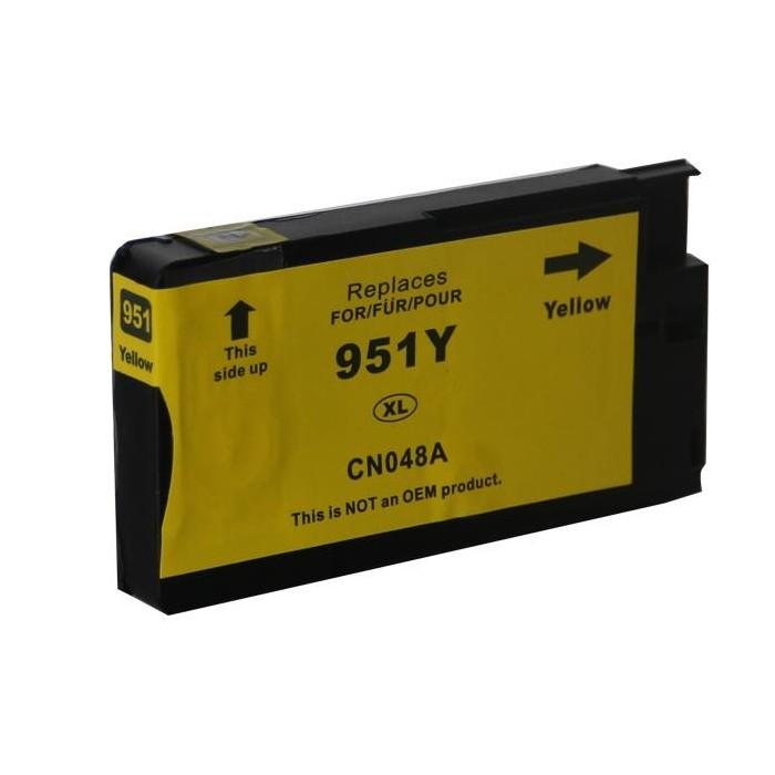 Tusz do HP 951 yellow