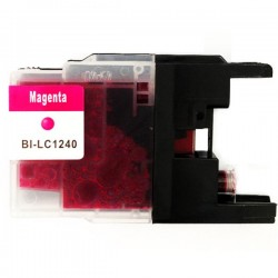 Tusz Brother LC 1240 - magenta