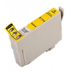 Tusz Epson T0714 - yellow