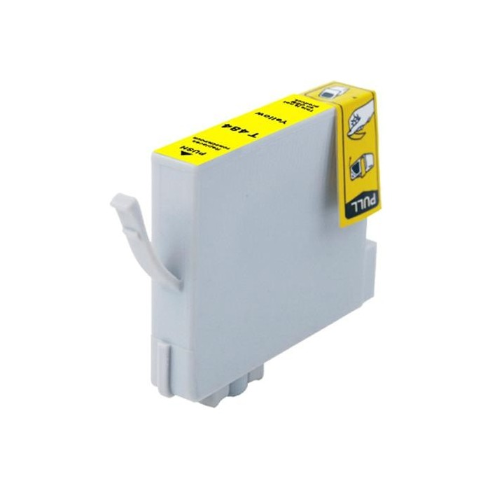 Tusz do Epson T0484 - yellow