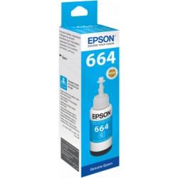 Oryginalny tusz Epson T6642 - cyan