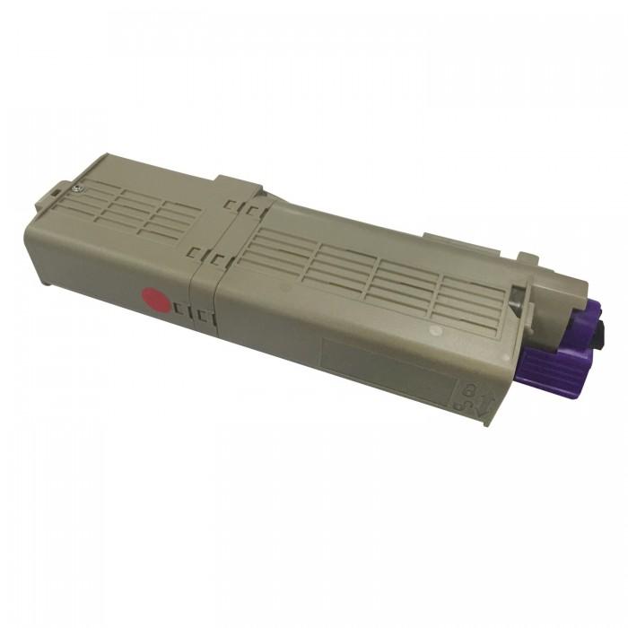 Toner do OKI C532 / C542 / MC563 / MC573 - magenta