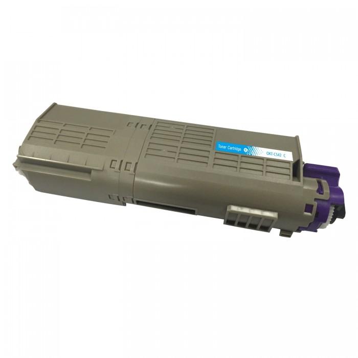 Toner do OKI C532 / C542 / MC563 / MC573 - niebieski