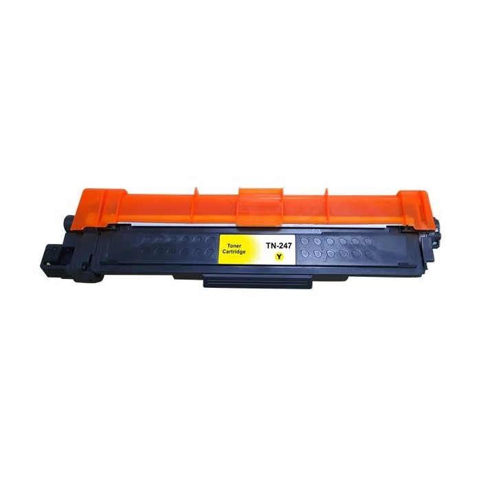 Toner do Brother TN 243 / TN 247 - żółty