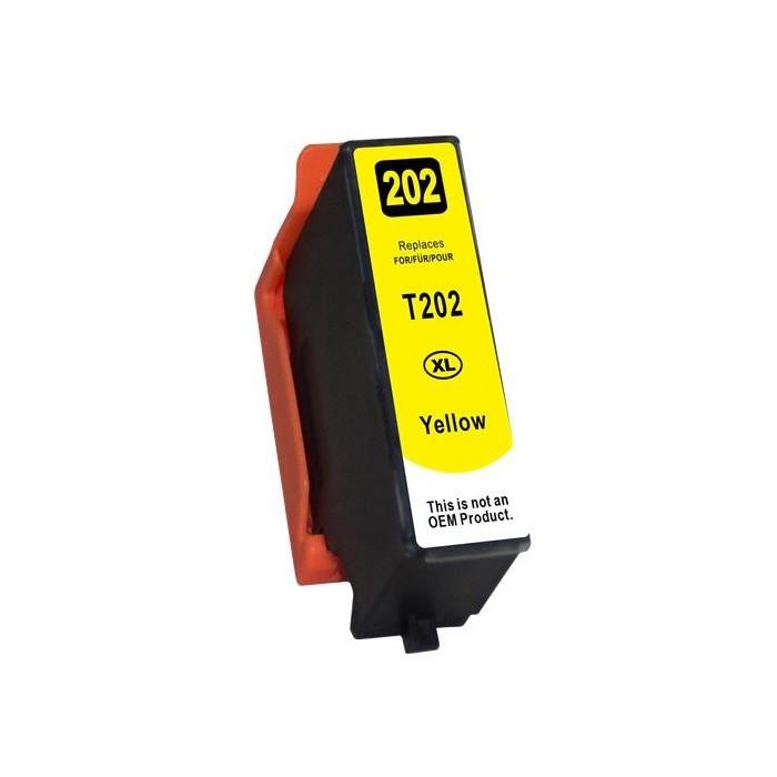 Tusz Epson T202 Y (202XL) - żółty