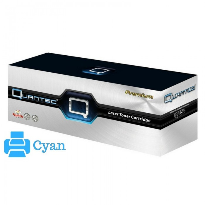 Zamiennik tonera do HP CF361X (508X) C Quantec 9,5K - niebieski