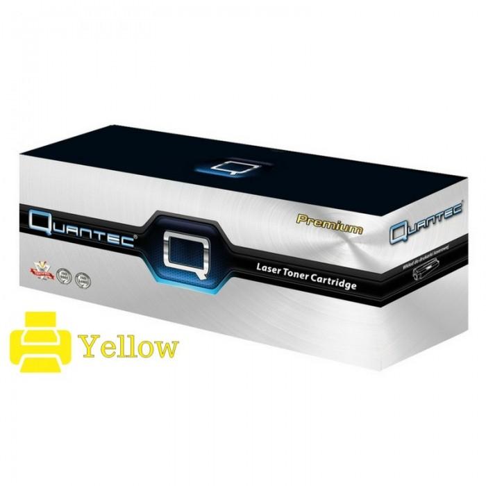 Zamiennik tonera do HP CF402A (201A) Y Quantec 1,4k - żółty