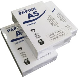 Papier A5 - 1 ryza