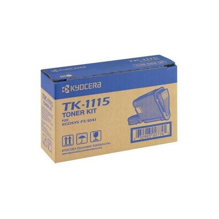 Oryginalny toner Kyocera TK-1115 (1600 str. / 1T02M50NLV) - czarny