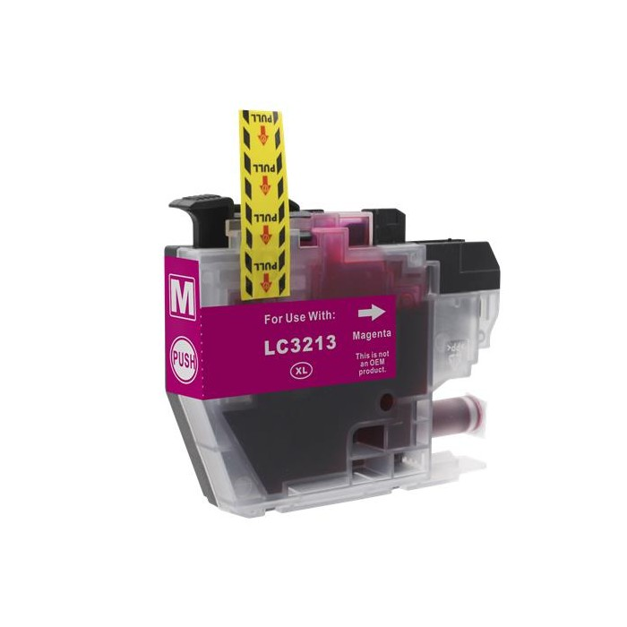 Tusz do Brother LC 3213 XL - magenta