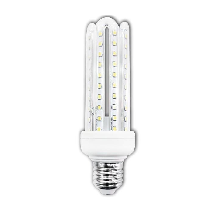 Żarówka LED E27 15W (CORN) - zimna biel