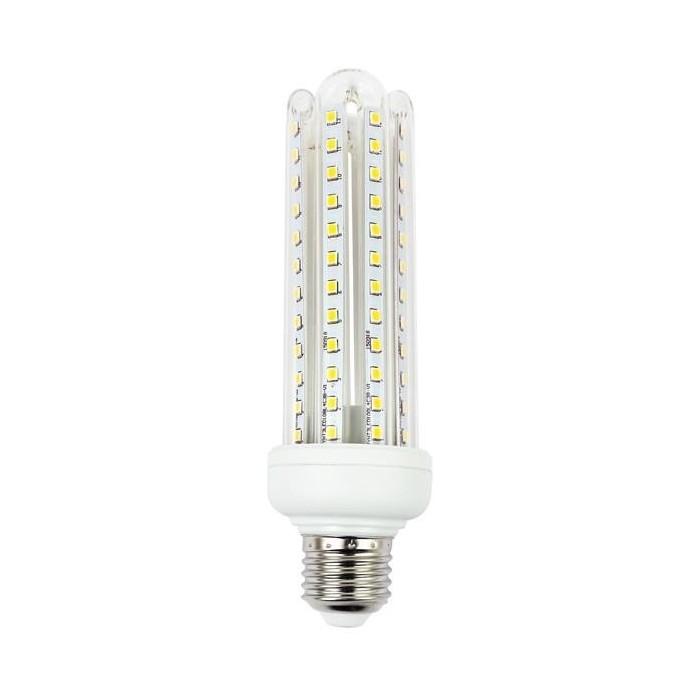 Żarówka LED E27 19W (CORN) - ciepła biel