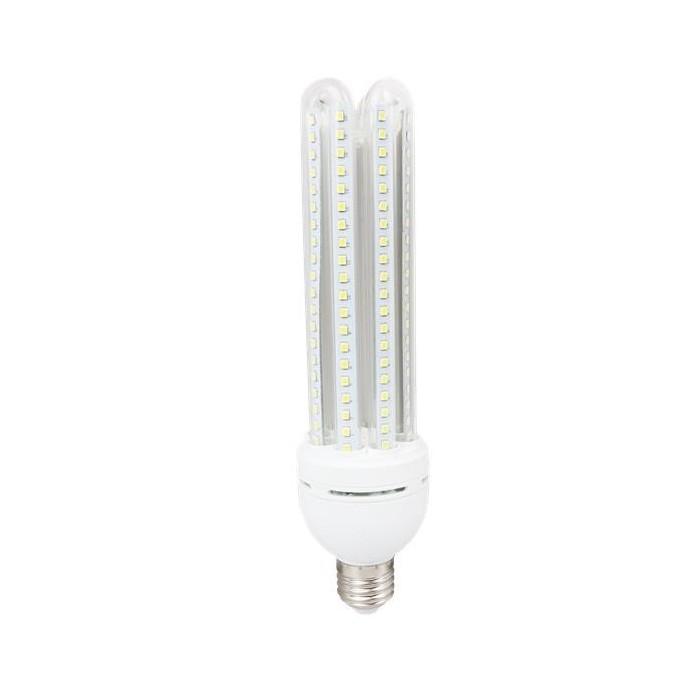 Żarówka LED E27 30W (CORN) - ciepła biel
