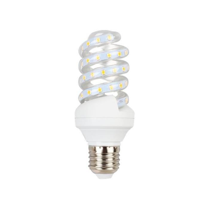 Żarówka LED E27 9W (SPIRAL) - neutralna biel