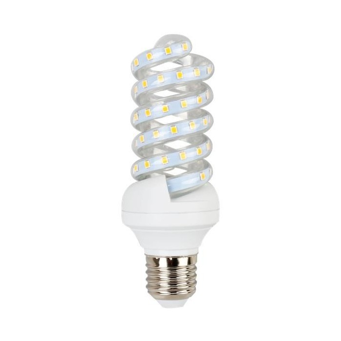 Żarówka LED E27 13W (SPIRAL) - neutralna biel