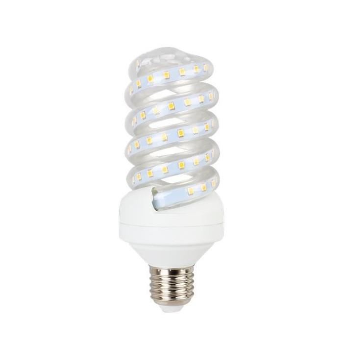 Żarówka LED E27 15W (SPIRAL) - zimna biel
