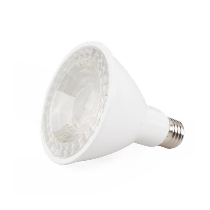 Żarówka LED E27 12W (PAR 30 / punktowa) - ciepła biel