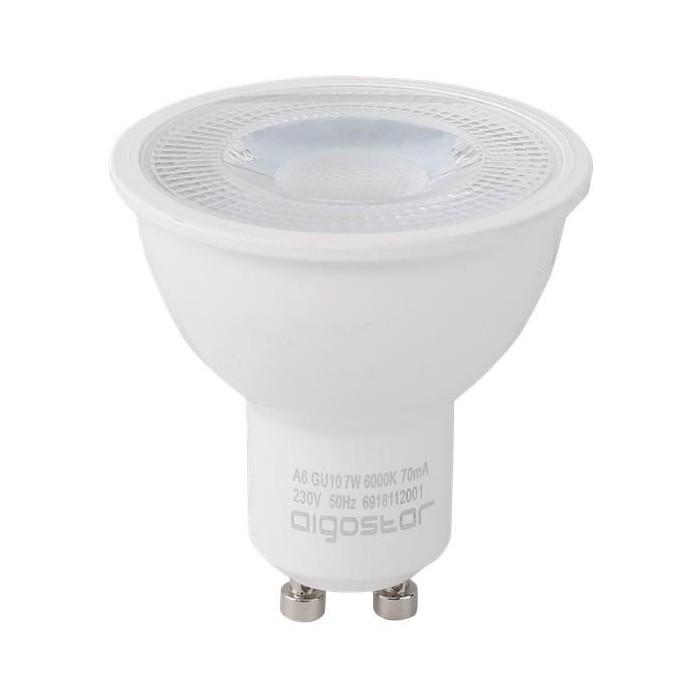 Żarówka LED GU10 7W COB (ŚCIEMNIALNA) - zimna