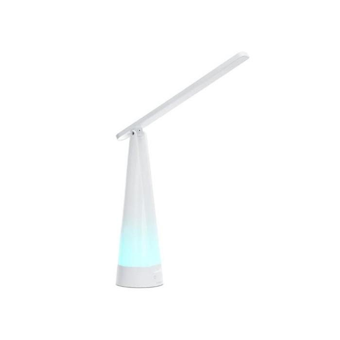 Lampka LED LIGHT10 - bezprzewodowa ze ściemniaczem i podświetleniem obudowy RGB