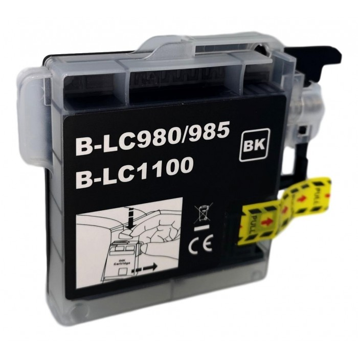 Brother LC980 / LC1100 black