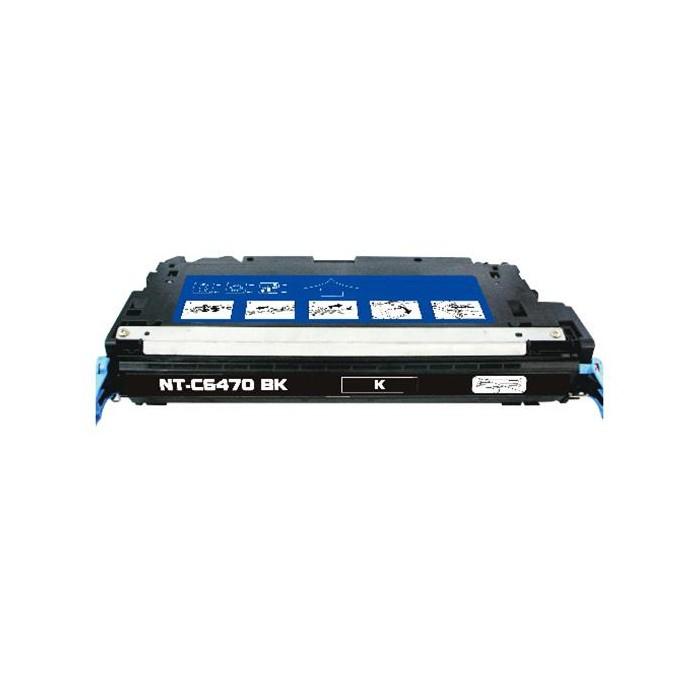 Zamiennik tonera do HP Q6470A (501A) reman TZG 6K - czarny