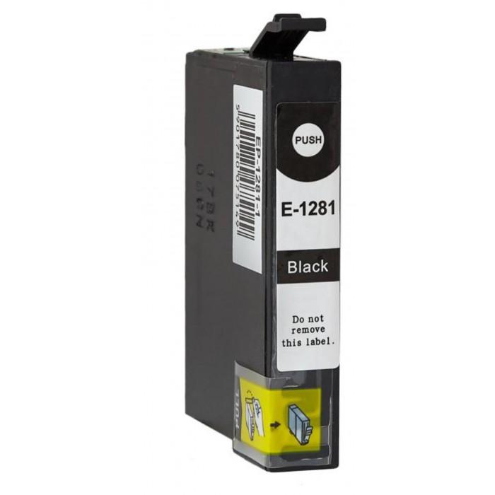 Zamiennik tuszu do drukarki Epson T1281 - czarny