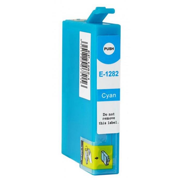 Zamiennik tuszu do drukarki Epson T1282 - niebieski