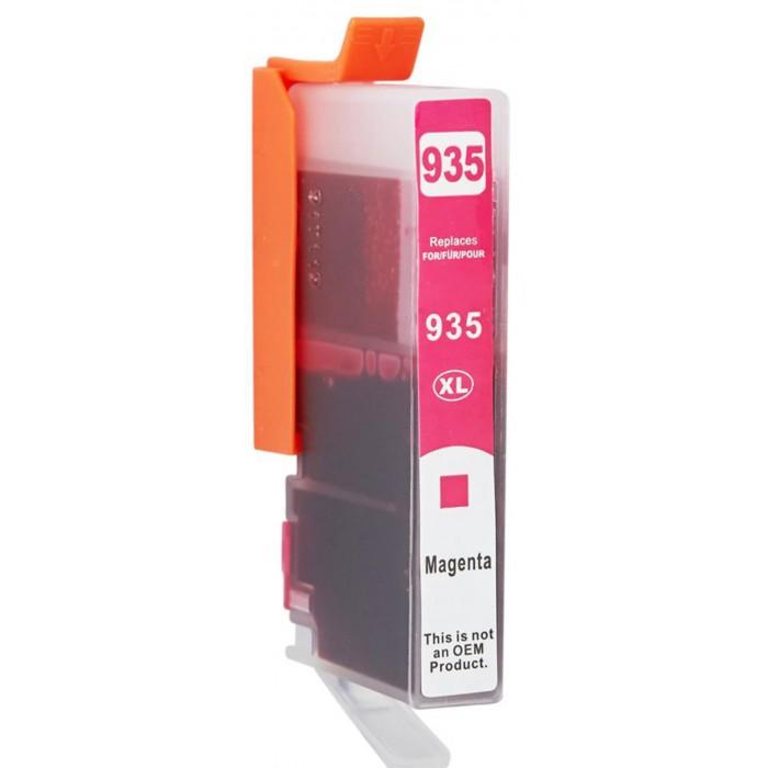 Zamiennik tuszu HP 935 Mg XL - różowy (magenta)