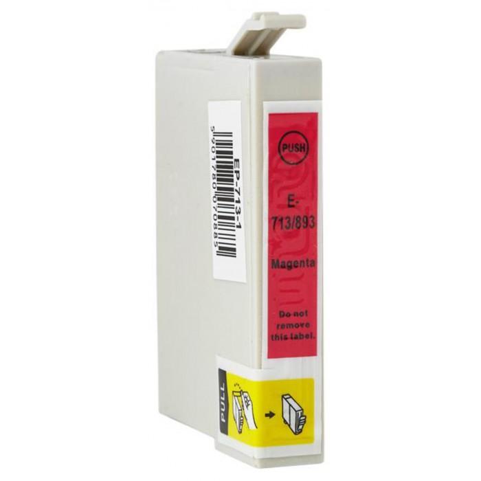 Zamiennik tuszu do Epson T0713 Mg XL - różowy