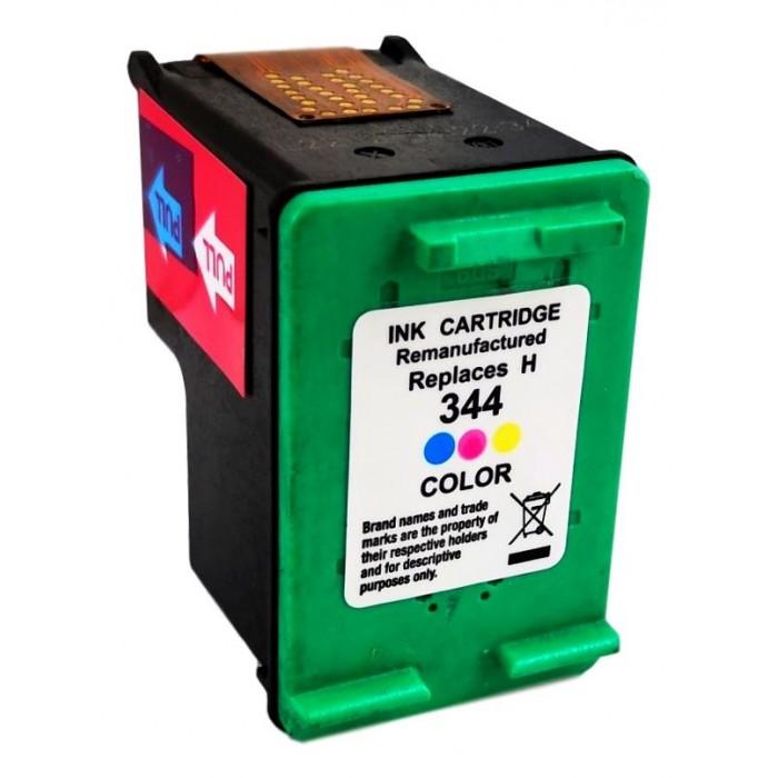 Zamiennik tuszu do HP 344 XL - kolor