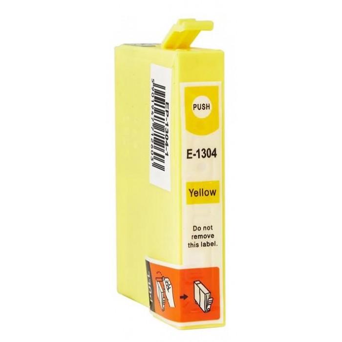 Zamiennik tuszu do Epson T1304 (C13T13044010) - żółty