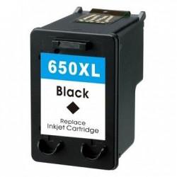 Tusz HP 650 XL - czarny