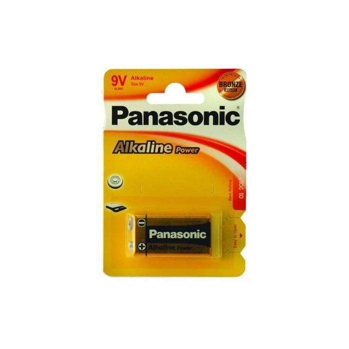 Bateria Panasonic 6LR61 (alkaliczna)