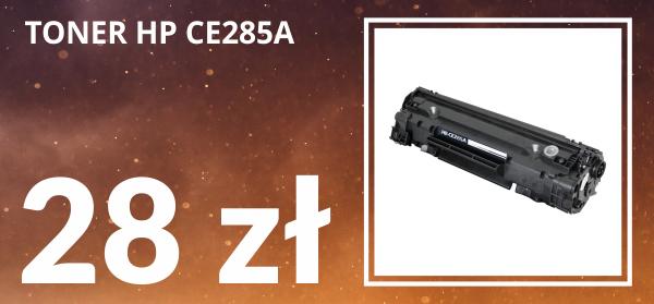 Tanie zamienniki tonerów HP CE285a