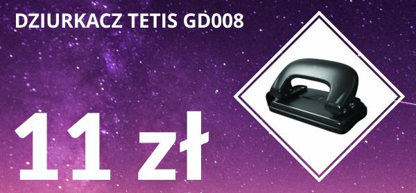 Dziurkacz Tetis GD008