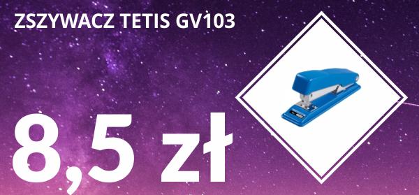 Zszywacz Tetis GV103